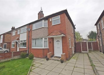 Thumbnail 3 bed semi-detached house for sale in Tanfield Road, East Didsbury, Manchester