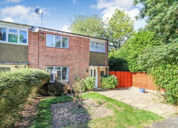 Thumbnail 3 bed end terrace house for sale in Woodlands, Penwood, Highclere, Newbury