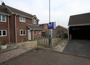 Thumbnail 2 bedroom semi-detached house to rent in Kenneth Close, Leckhampton, Cheltenham