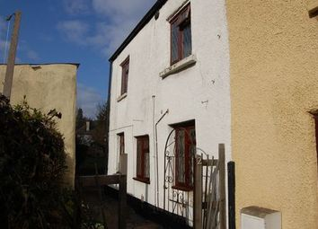 Thumbnail 2 bed end terrace house to rent in Glencreedy Cottages, Mill Street, Crediton, Devon