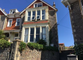 Thumbnail 8 bedroom semi-detached house for sale in 9 Victoria Park, Weston-Super-Mare, North Somerset