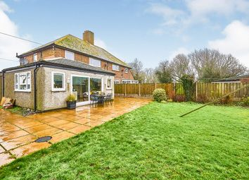 Thumbnail 3 bed semi-detached house for sale in Wath Head, Silloth, Wigton, Cumbria