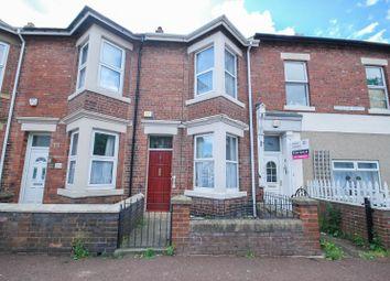 Thumbnail 2 bed terraced house for sale in Rawling Road, Bensham, Gateshead