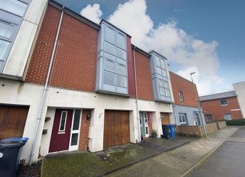 Thumbnail 4 bed town house for sale in Jamestown Boulevard, Ipswich