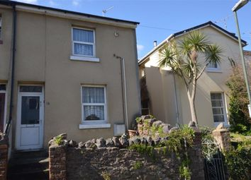 Thumbnail 2 bed semi-detached house for sale in Hartop Road, St Marychurch, Torquay, Devon