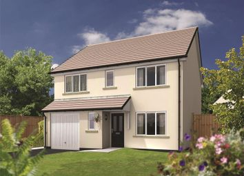 Thumbnail 4 bed detached house for sale in Dobwalls, Liskeard