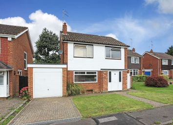 Thumbnail 4 bed detached house for sale in Beechey Close, Copthorne, West Sussex
