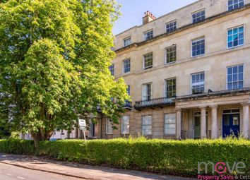 Thumbnail 1 bedroom flat for sale in Lansdown Crescent, Cheltenham