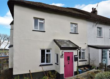 Thumbnail 3 bed semi-detached house for sale in Chapel Street, Morchard Bishop, Crediton, Devon