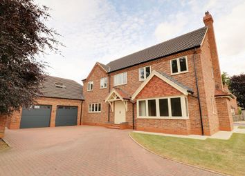 Thumbnail 5 bed detached house for sale in The Briars, Broughton, Brigg