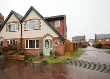 Thumbnail 3 bed semi-detached house for sale in Highland Drive, Buckshaw Village, Chorley