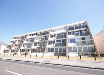 Thumbnail 2 bed flat for sale in Seaview Court, Marine Parade East, Lee-On-The-Solent