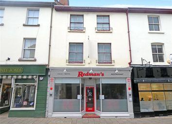 Thumbnail Restaurant/cafe for sale in Park Street, Minehead, Somerset