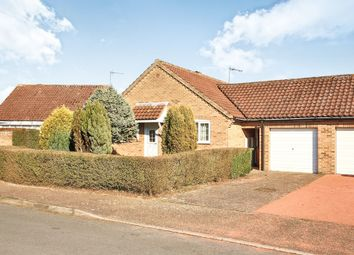 Thumbnail 2 bedroom bungalow for sale in Brancaster Way, Swaffham