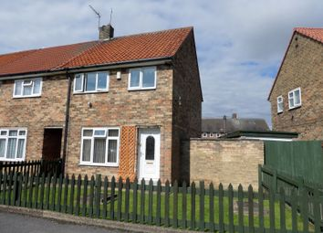 Thumbnail 3 bed end terrace house for sale in Bideford Grove, Greatfield, Hull, East Riding Of Yorkshire