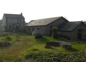 Thumbnail 3 bed property for sale in Rhosfa Farm Rhosfa Road, Upper Brynamman, Ammanford, Carmarthenshire.