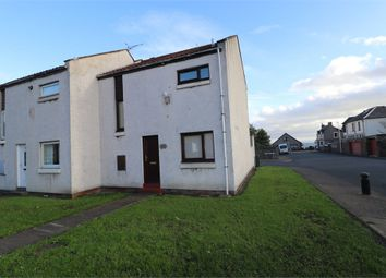 Thumbnail 2 bed end terrace house for sale in Wellesley Road, Methil, Fife