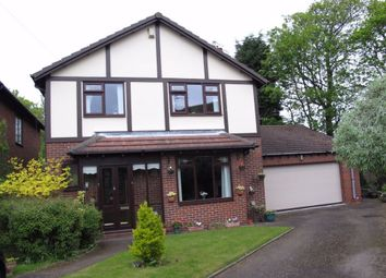 Thumbnail 4 bed detached house for sale in Beech Park, Crosby, Merseyside