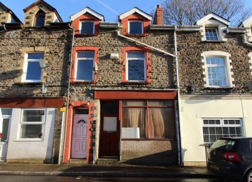 Thumbnail 3 bed terraced house for sale in High Street, Llanhilleth, Abertillery