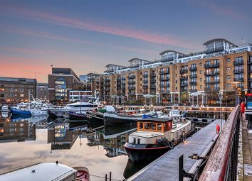 Thumbnail 2 bed flat for sale in Turnstone House, City Quay, St Katharine Docks