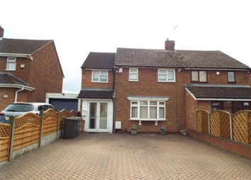 Thumbnail 3 bed semi-detached house for sale in Green Lane, Luton, Bedfordshire