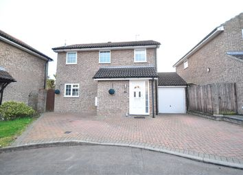 Thumbnail 3 bed detached house for sale in Hadrian Way, Basingstoke, Hampshire