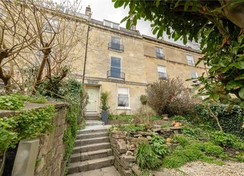 Thumbnail 5 bed terraced house to rent in Upper Camden Place, Bath