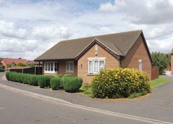 Thumbnail 3 bed detached bungalow for sale in Cooks Lock, Boston