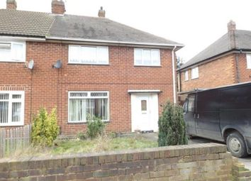 Thumbnail Property for sale in Ash Road, Wednesbury, West Midlands