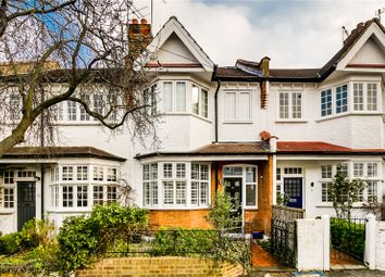 Thumbnail 3 bedroom terraced house to rent in Milton Road, East Sheen, London