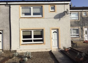 Thumbnail 2 bedroom terraced house to rent in Station Avenue, Howwood, Renfrewshire