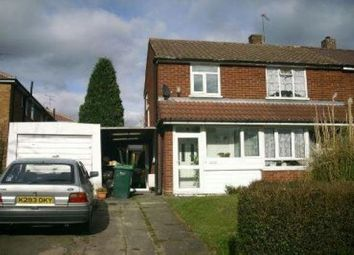 Thumbnail 3 bed semi-detached house to rent in Thorncroft Way, Walsall