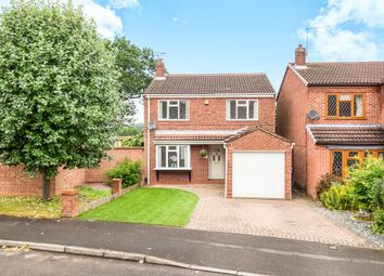 Thumbnail 3 bed detached house for sale in Fallow Road, Spondon, Derby