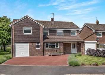 Thumbnail 4 bed detached house for sale in St. Giles Grove, Haughton, Stafford, Staffordshire