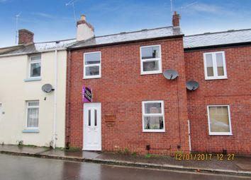 Thumbnail 2 bed terraced house to rent in Anthony Road, Exeter