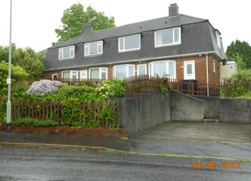 Thumbnail 2 bed flat to rent in St Johns Road, Ivybridge