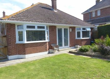 Thumbnail 2 bed detached bungalow for sale in Freemantle Road, Weymouth, Dorset
