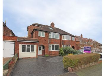 Thumbnail 4 bed semi-detached house for sale in Northfield Grove, Merry Hill, Wolverhampton
