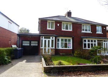 Thumbnail 3 bed semi-detached house for sale in Woodgate Lane, Birmingham
