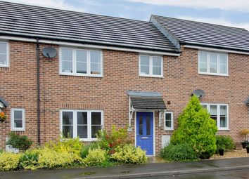 Thumbnail 3 bed terraced house to rent in Romney Road, Augusta Park, Andover