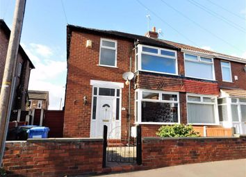 Thumbnail 3 bed semi-detached house for sale in The Circuit, Edgeley, Stockport