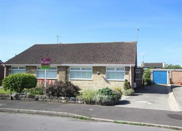 Thumbnail 2 bedroom semi-detached bungalow for sale in Cloche Way, Swindon, Wiltshire