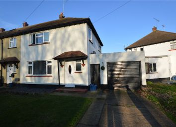 Thumbnail 3 bedroom end terrace house for sale in Archer Avenue, Southend-On-Sea, Essex