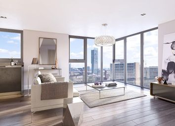 Thumbnail 2 bed flat for sale in (Apt 2.05) Downtown, Woden Street, Salford, Manchester