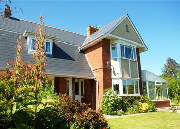 Thumbnail 3 bed detached house for sale in 11 Grange Avenue, Exmouth, Devon