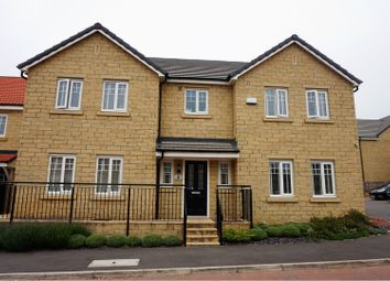 Thumbnail 5 bed detached house for sale in Brocklesby Drive, Doncaster