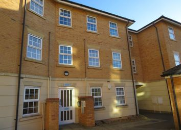 Thumbnail 1 bed flat for sale in Johnson Court, Northampton