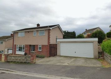 Thumbnail 3 bed detached house for sale in Fairfield Close, Weston-Super-Mare