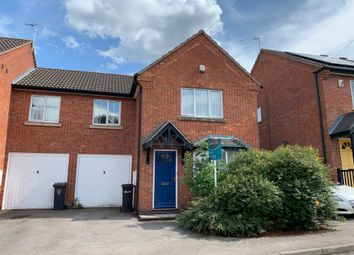 Thumbnail 3 bedroom town house for sale in Paget Street, Aylestone, Leicester