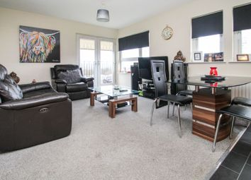 Thumbnail 2 bedroom flat for sale in St. Mungos Road, Cumbernauld